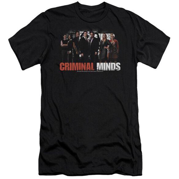 Criminal Minds The Brain Trust Short Sleeve Adult T-Shirt
