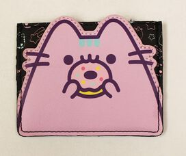 Loungefly Pusheen Donut Credit Card Holder