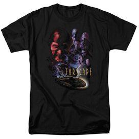 Farscape Criminally Epic Short Sleeve Adult T-Shirt