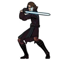 Star Wars - Clone Wars Anakin Skywalker FiGPiN