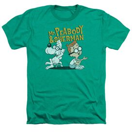Mr Peabody & Sherman Deep Conversation-adult
