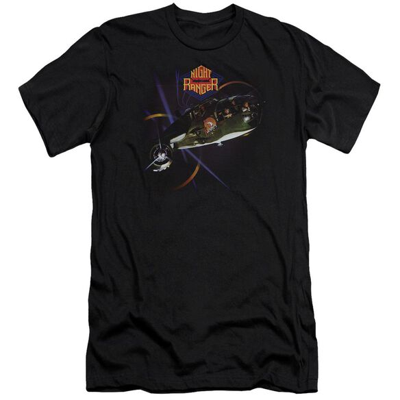 Night Ranger 7 Wishes Short Sleeve Adult T-Shirt