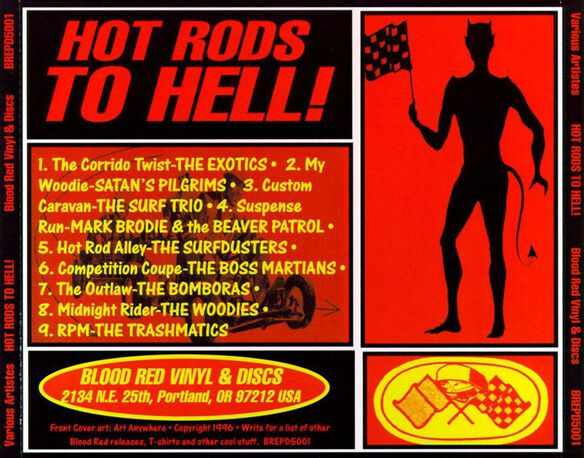 Hot Rods To Hell 796