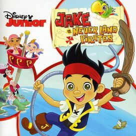 The Never Land Pirate Band - Jake and the Neverland Pirates [Original Motion Picture Soundtrack]