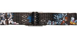 Digimon Garurumon Evolution Seatbelt Belt