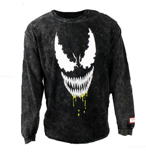 Venom Razor Teech Long Sleeve T-Shirt