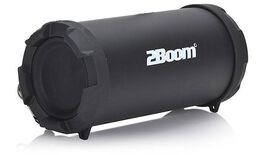 2Boom - Cyclone Portable Bluetooth Speaker [Black]