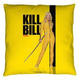 Kill Bill Vol 1 Poster Throw