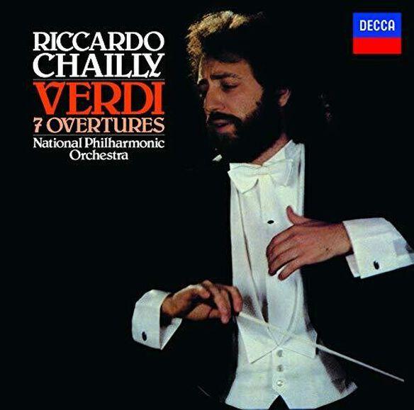 Verdi/ Riccardo Chailly - G. VERDI - 7 OVERTURES (Japanese Reissue)