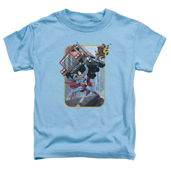 SUPERMAN PICK UP MY TRUCK-S/S TODDLER T-Shirt