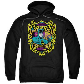 Dc Appearing Tonight Adult Pull Over Hoodie Black