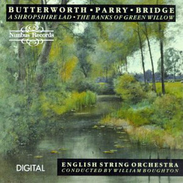 William Boughton - English Pastoral Composers