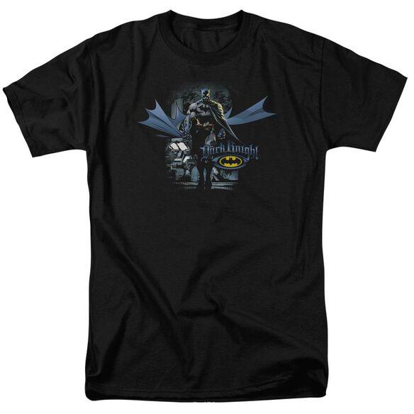 Batman From The Depths Short Sleeve Adult T-Shirt