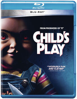 Child's Play / (Dol DTS Sub WS)