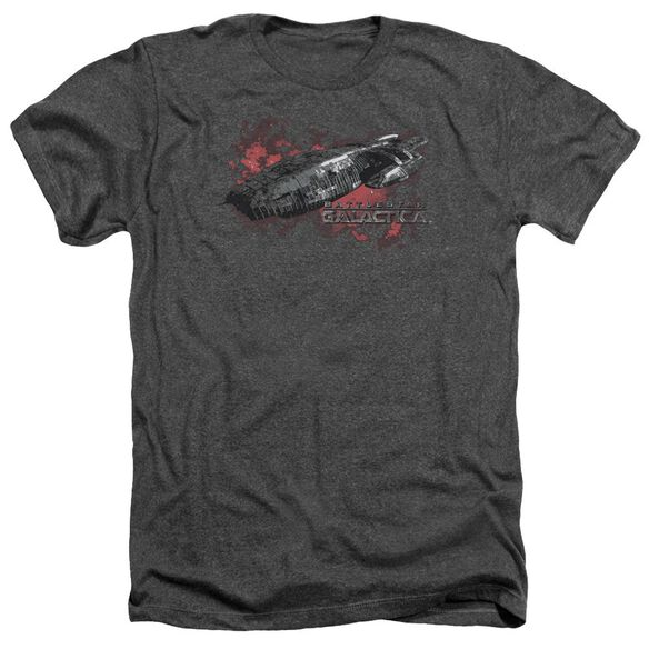 Bsg Galactica Adult Heather