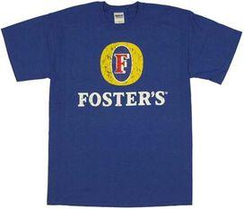 Fosters Logo T-Shirt