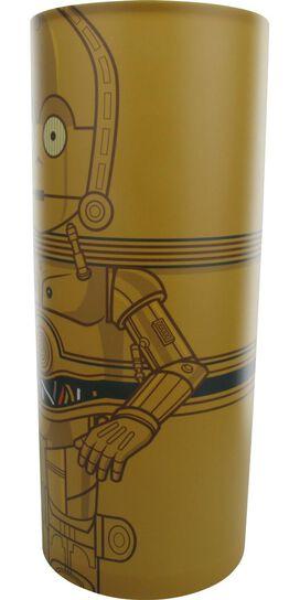 Star Wars C-3PO Tube Desk Lamp