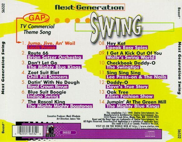 Next Generation Swing1098