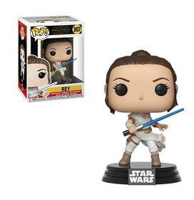Funko Pop!: Star Wars The Rise of Skywalker - Rey