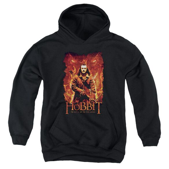 Hobbit Fates Youth Pull Over Hoodie