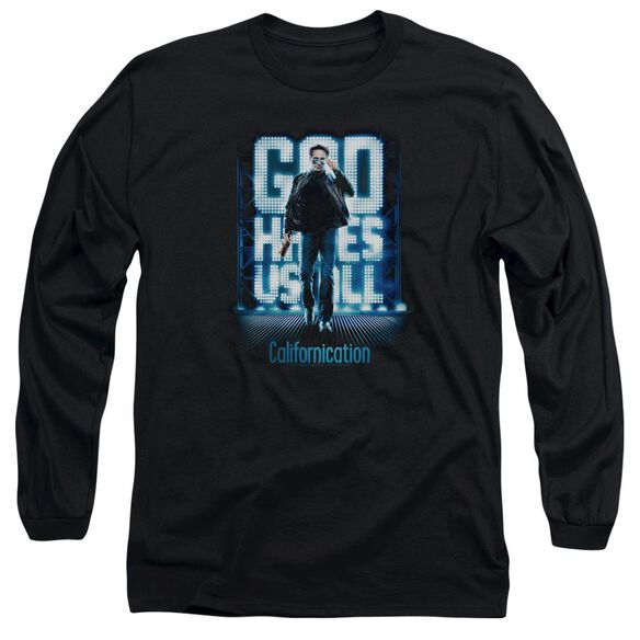 Californication Hit The Lights Long Sleeve Adult T-Shirt