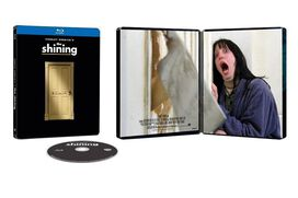 The Shining [Exclusive Blu-ray Steelbook]