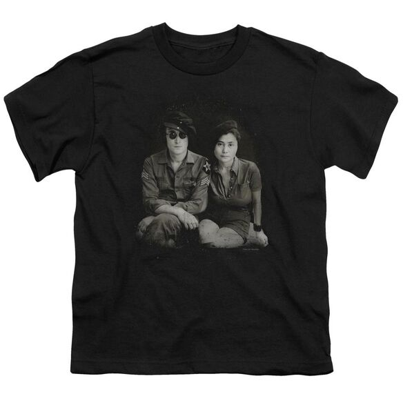 John Lennon Beret Short Sleeve Youth T-Shirt