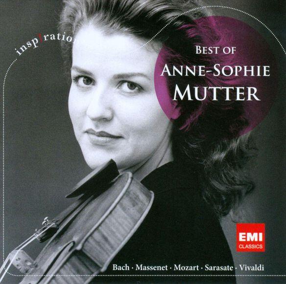 Best Of Anne Sophie Mutte