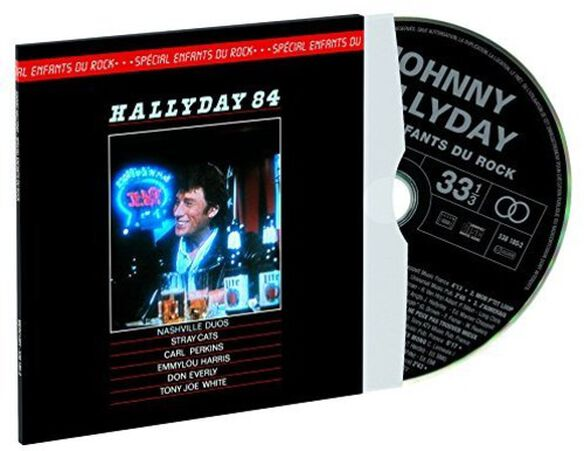 Johnny Hallyday - Special Enfants Du Rock