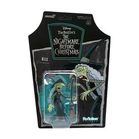 Nightmare Before Christmas Witch 3 3/4-Inch ReAction Figure