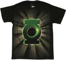 Green Lantern Flare Logo T-Shirt