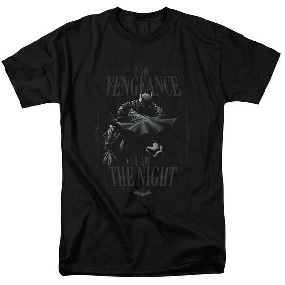 Batman I Am Short Sleeve Adult T-Shirt