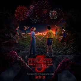Music From The Netflix Original Series - Stranger Things - Season 3 Soundtrack [Exclusive Cassette]