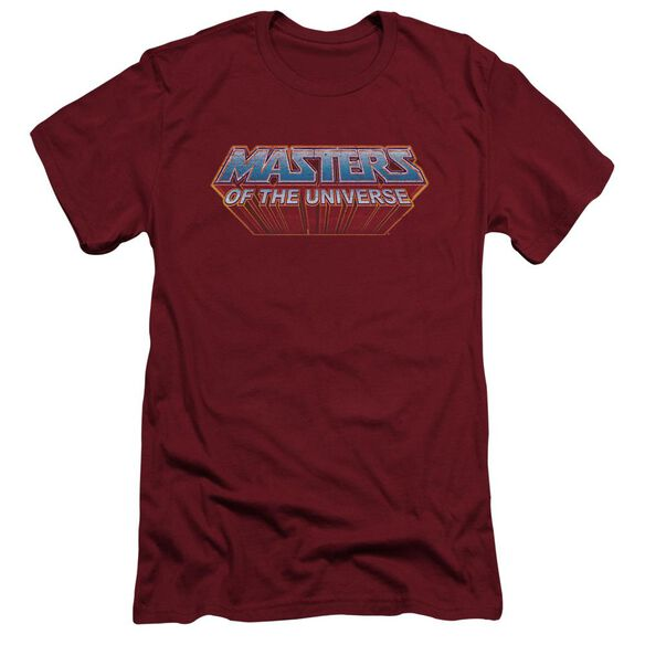Masters Of The Universe Logo Short Sleeve Adult T-Shirt