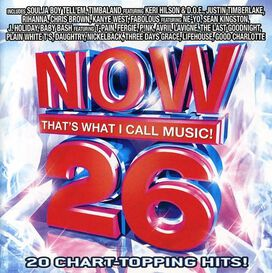 Various Artists - Now That's What I Call Music! 26