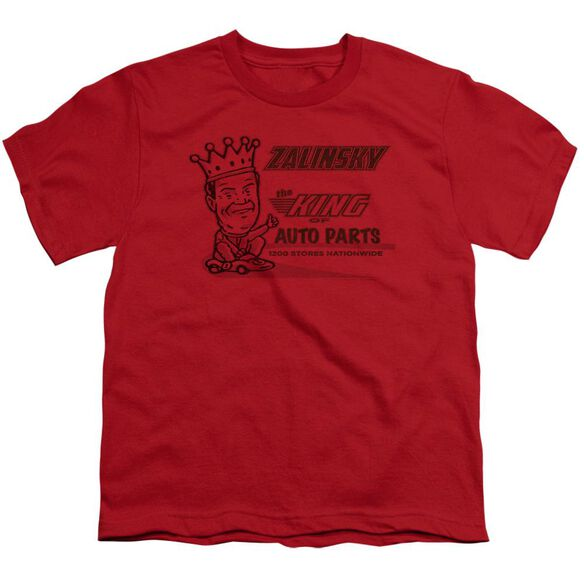 Tommy Boy Zalinsky Auto Short Sleeve Youth T-Shirt