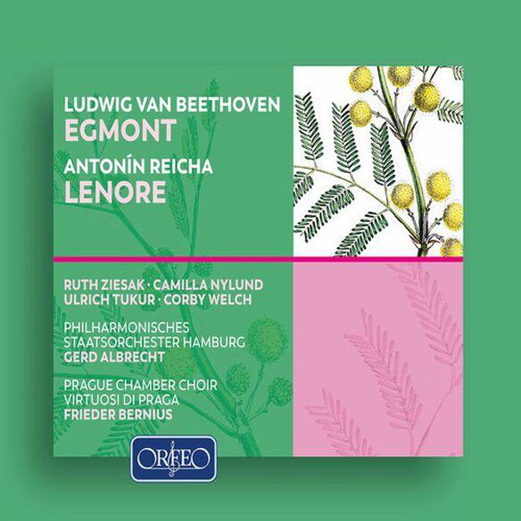 Beethoven/ Ziesak/ Virtuo - Egmont / Lenore