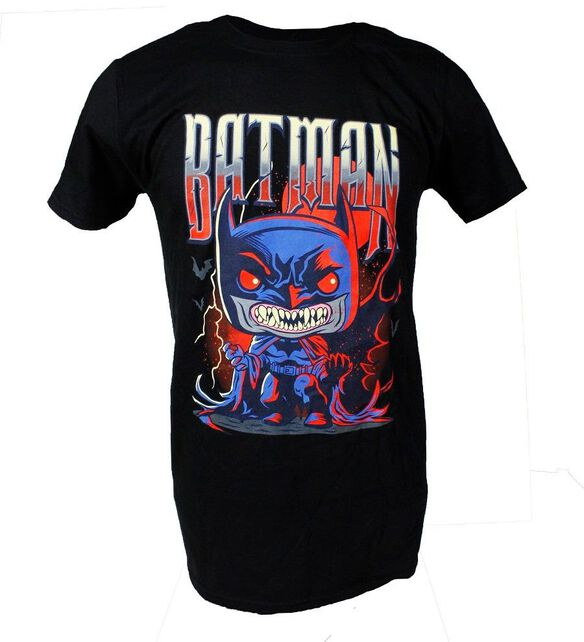 Funko Red Rain Batman T-Shirt