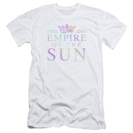 Empire Of The Sun Rainbow Logo Short Sleeve Adult T-Shirt