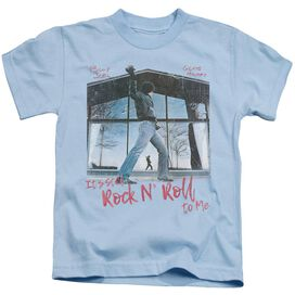 Billy Joel Glass Houses Short Sleeve Juvenile Light T-Shirt