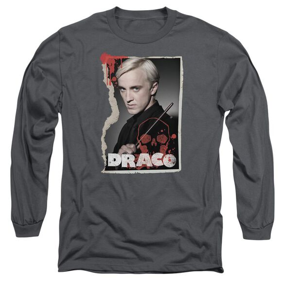 Harry Potter Draco Frame Long Sleeve Adult T-Shirt