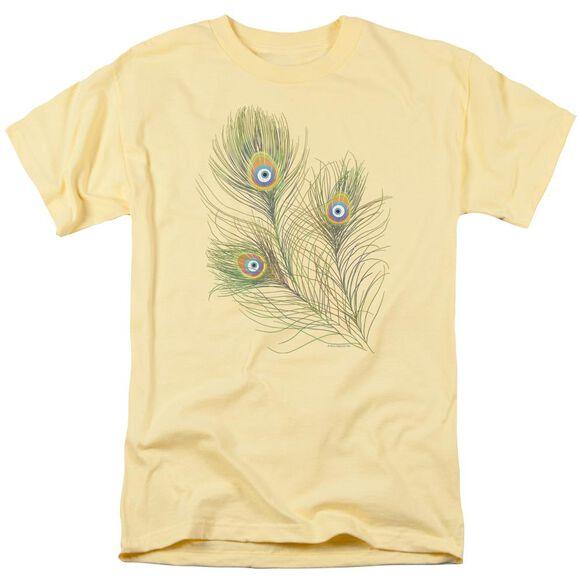 Evil Feather Short Sleeve Adult T-Shirt