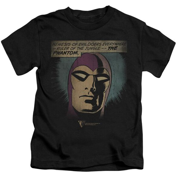 Phantom Evildoers Beware Short Sleeve Juvenile T-Shirt