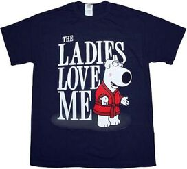Family Guy Ladies T-Shirt