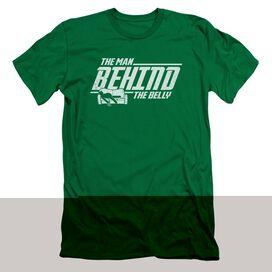 THE MAN - ADULT 30/1 - KELLY GREEN T-Shirt