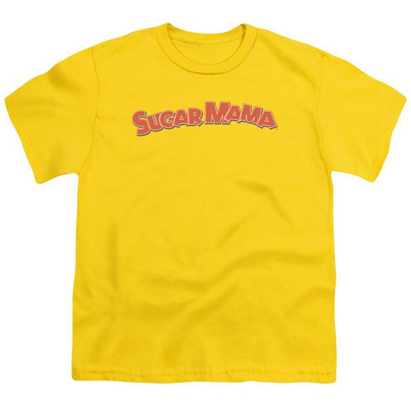 Tootsie Roll Sugar Mama Short Sleeve Youth T-Shirt