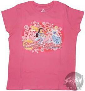 Princess Magical Youth T-Shirt