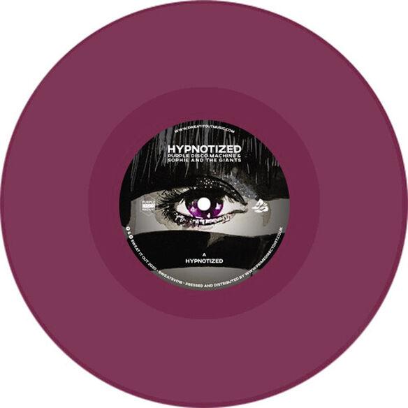 Purple Disco Machine/ Sophie & the Giants - Hypnotized