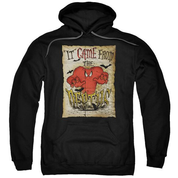 Looney Tunes The Depths Adult Pull Over Hoodie