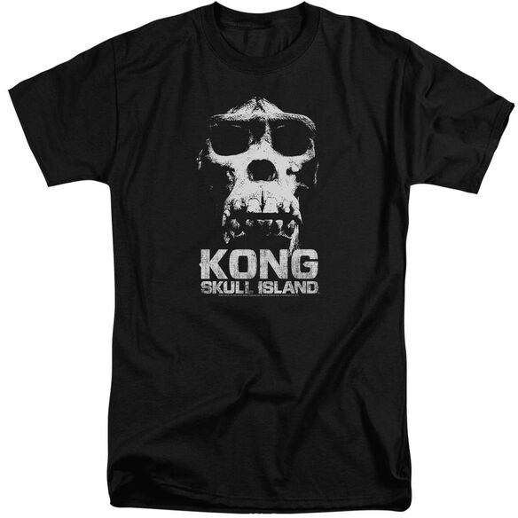 Kong Skull Island Kong Skull Short Sleeve Adult Tall T-Shirt